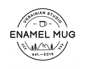 Студія емальованих горнят Enamel mug